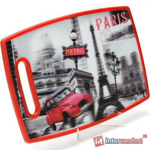 Доска разделочная 3D PARIS МВ (24759)