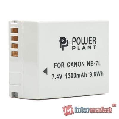 Аккумулятор PowerPlant Canon NB-7L 1300mAh