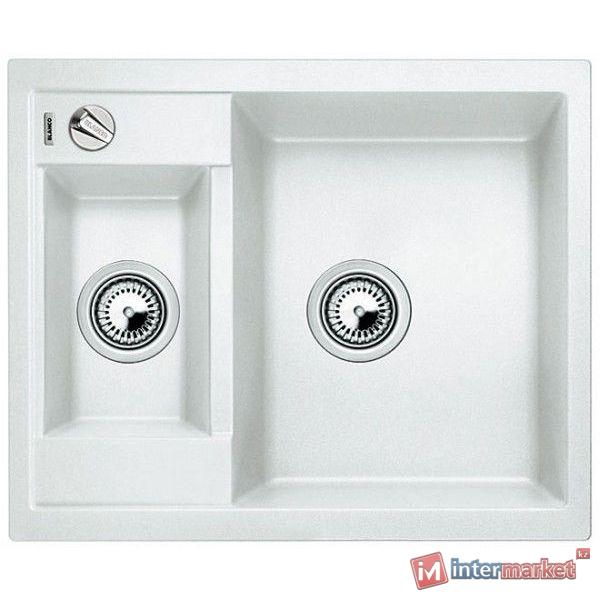 Кухонная мойка Blanco Metra 6 - белый (516157)