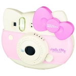 Фотоаппарат моментальной печати Fujifilm Instax Mini Hello Kitty Kit (бело-розовый)