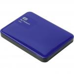 Жесткий диск 500 GB WD My Passport ultra, WDBBRL5000ABL-EEUE, USB 3.0, ext, power via USB, blue