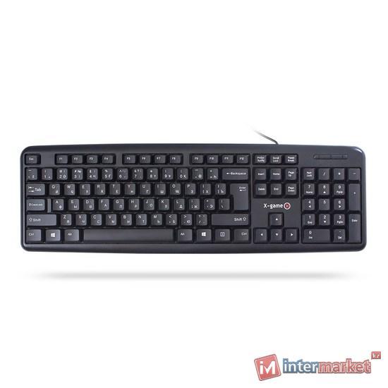 Клавиатура Deluxe X-Game XK-100UB