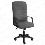 Кресло для офиса Zeta Менеджер серый