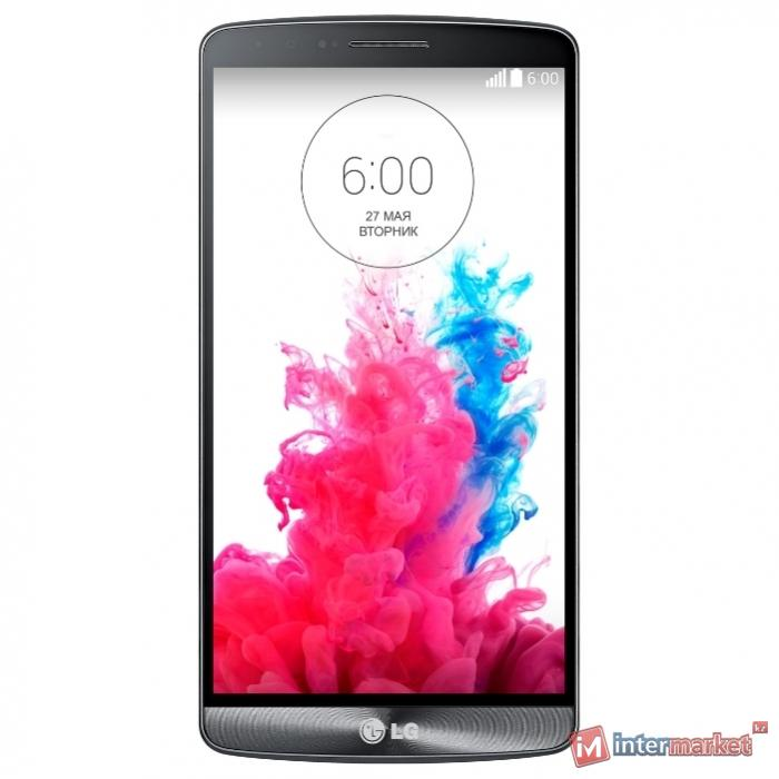 Смартфон LG G3 Dual (D856), 32Gb, Titan