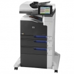 МФУ HP LJt Enterprise 700 color MFP M775f, 600x600 dpi, 30 стр/мин (ч/б А4), 30 стр/мин (цветн. А4) , 320 Гб, 800 Mhz