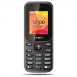 Телефон teXet TM-124 черный-красный