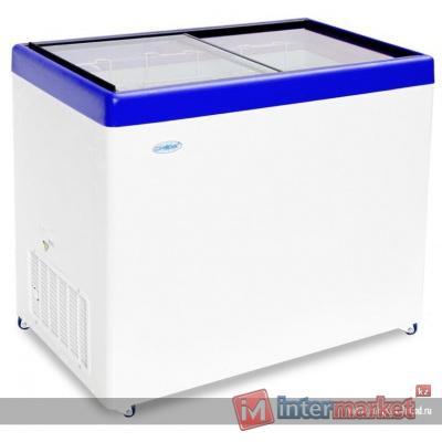 Морозильный ларь Снеж МЛП-350, синий