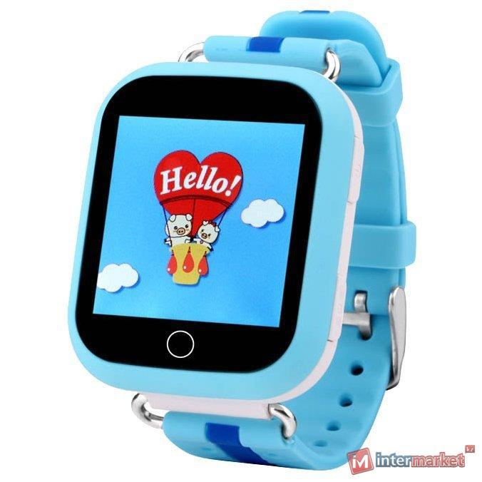 Часы Wonlex Q750, Blue