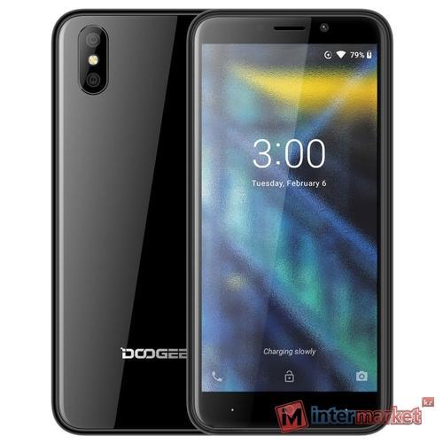 Смартфон DOOGEE X50 L Black